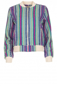 Lolly's Laundry |  Printed jacket Vie | multi  | Picture 1