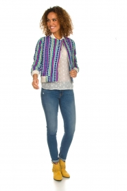 Lolly's Laundry |  Printed jacket Vie | multi  | Picture 3