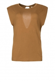 Dante 6 |  Basic top with open back Danthon | green  | Picture 1