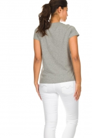Lolly's Laundry |  Printed T-shirt Roma | grey  | Picture 5