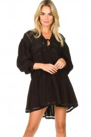 IRO |  Dress Pluton | black  | Picture 6