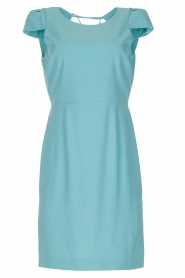 Patrizia Pepe |  Dress Chantel | blue  | Picture 1