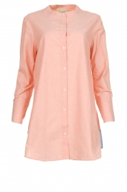 Lolly's Laundry |  Oversized blouse Doha | pink  | Picture 1