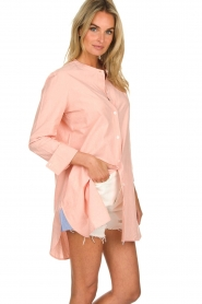 Lolly's Laundry |  Oversized blouse Doha | pink  | Picture 4
