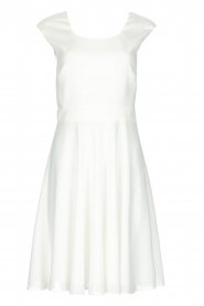Patrizia Pepe |  Dress Flori | White  | Picture 1