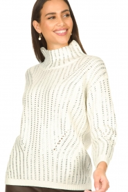 Nenette |  Luxury sweater Molly | naturel  | Picture 8