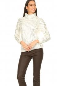 Nenette |  Luxury sweater Molly | naturel  | Picture 4