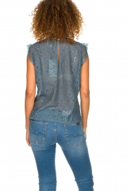 Lolly's Laundry | Lace top Dea | blue  | Picture 5