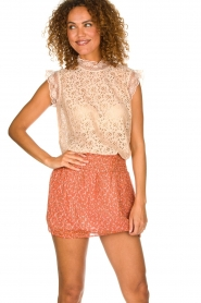 Lolly's Laundry |  Lace top Dea | old pink  | Picture 2