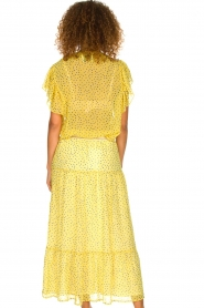 Lolly's Laundry |  Maxi skirt Bonny | yellow  | Picture 5