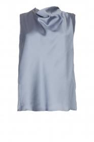 Dante 6 |  Draped top Adante | blue  | Picture 1