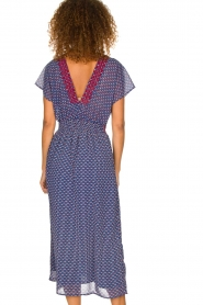 Lolly's Laundry |  Maxi dress Judy | blue  | Picture 5