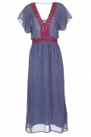 Lolly's Laundry |  Maxi dress Judy | blue  | Picture 1