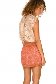 Lolly's Laundry |  Floral skirt Nora | pink  | Picture 5