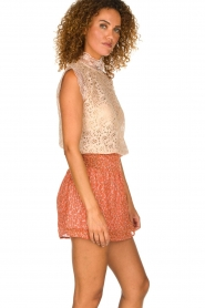 Lolly's Laundry |  Floral skirt Nora | pink  | Picture 4