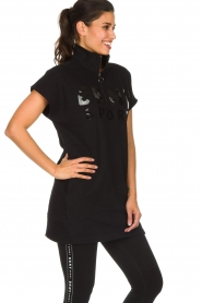 DKNY Sport |  Tunic sweater Ashley | black  | Picture 5