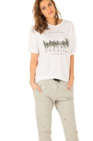 Zoe Karssen | T-shirt Mandy | wit  | Afbeelding 2