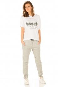 Zoe Karssen | T-shirt Mandy | wit  | Afbeelding 3