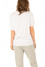 Zoe Karssen | T-shirt Mandy | wit  | Afbeelding 4
