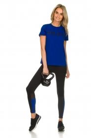 DKNY Sport |  Sports legging Lapis | black  | Picture 2