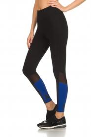DKNY Sport |  Sports legging Lapis | black  | Picture 4