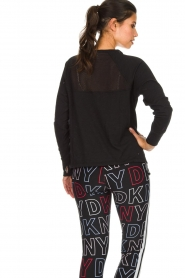 DKNY Sport |  Logo-printed sports top Hailee | black  | Picture 6