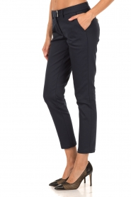 Trousers Elena | navy blue