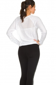 DKNY Sport |  Logo-printed sports top Hailee | white  | Picture 6