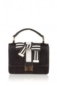 Atos Lombardini | Mini tas Isabella | zwart  | Afbeelding 1