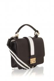 Atos Lombardini | Mini tas Isabella | zwart  | Afbeelding 3