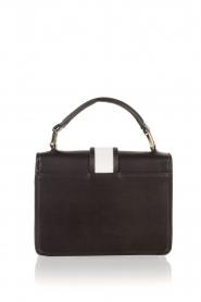 Atos Lombardini | Mini tas Isabella | zwart  | Afbeelding 4