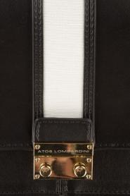 Atos Lombardini | Mini tas Isabella | zwart  | Afbeelding 5