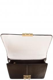 Atos Lombardini | Mini tas Isabella | zwart  | Afbeelding 6