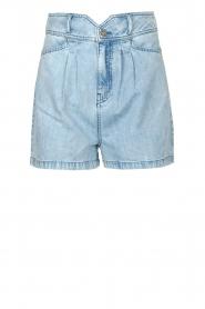 Dante 6 |  Denim shorts Porter | blue  | Picture 1