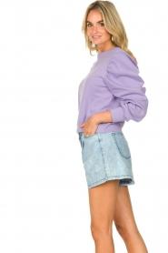 Dante 6 |  Denim shorts Porter | blue  | Picture 5