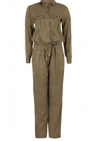 Jumpsuit Oliva | army green
