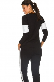 DKNY Sport |  Sweatshirt with brand logo Opey | black  | Picture 5