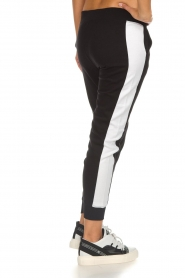 DKNY Sport |  Sweatpants with side stripe Jayde | black  | Picture 5