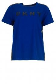 DKNY Sport |  Logo print T-shirt Merize | blue  | Picture 1
