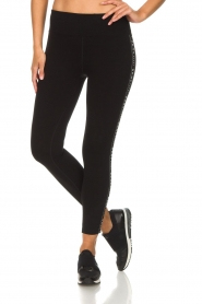 DKNY Sport |  Sports leggings Julia | black  | Picture 3