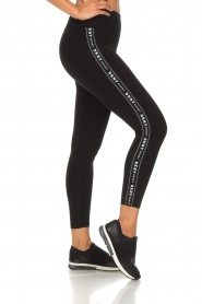 DKNY Sport |  Sports leggings Julia | black  | Picture 4