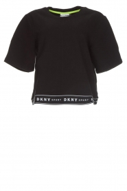 DKNY Sport |  Sports sweater Daisy | black  | Picture 1