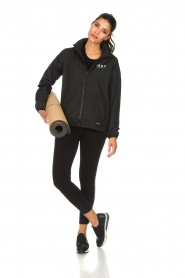 DKNY Sport |  Sports sweater Daisy | black  | Picture 3