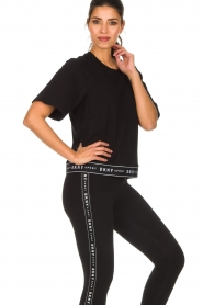 DKNY Sport |  Sports sweater Daisy | black  | Picture 5