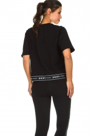 DKNY Sport |  Sports sweater Daisy | black  | Picture 6