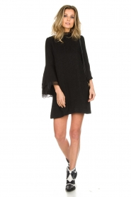 Rosemunde    Dress with lace Toulon   black    Picture 3