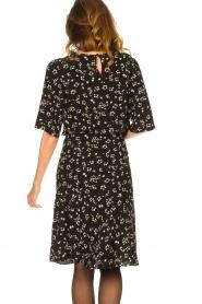 Set |  Printed midi skirt Ryllis | black  | Picture 6