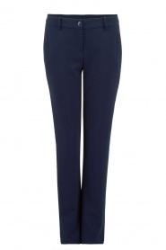 Patrizia Pepe | Pantalon Blu | donkerblauw   | Afbeelding 1