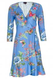 Hale Bob |  Dress Janelle | blue   | Picture 1