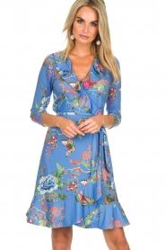 Hale Bob |  Dress Janelle | blue   | Picture 4